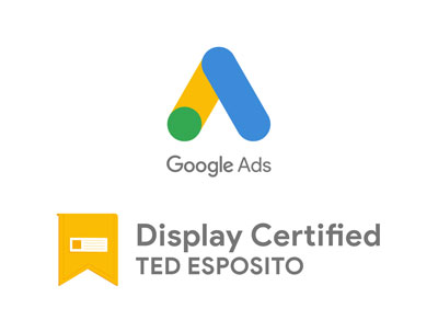 Ted Esposito Google Ads Display Certification